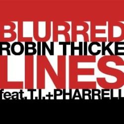 Robin Thicke & T.i. & Pharrell Williams - Blurred Lines