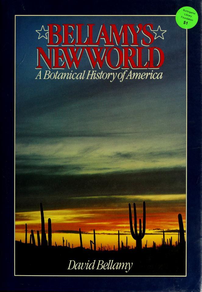 Bellamy's New world by David J. Bellamy