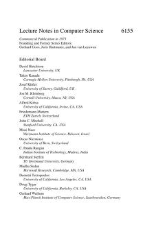 Cover of: Mechanisms for autonomous management of networks and services | International Conference on Autonomous Infrastructure, Management, and Security (4th 2010 Zurich, Switzerland)