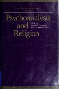 Cover of: Psychoanalysis and Religion  