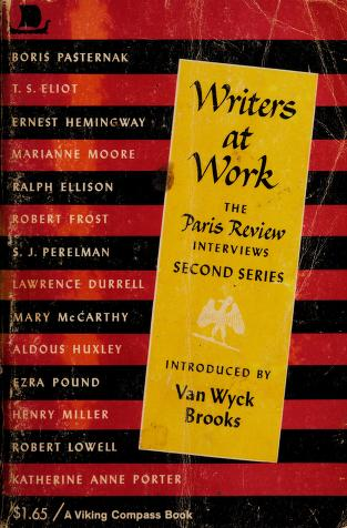 Cover of: Writers at work | The Paris Review.